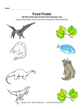 Dinosaurs Further Worksheet Comparing Book To Movie Further Worksheet ...