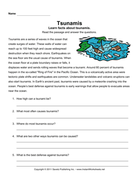 2nd grade comprehension worksheets pdf